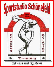 Sportstudio Schönefeld in Leipzig Logo